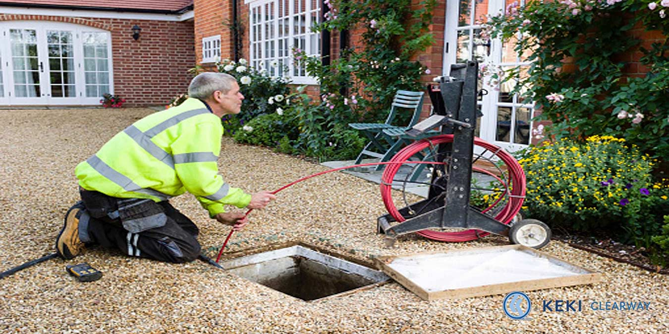 Unblocking Drains Finchley